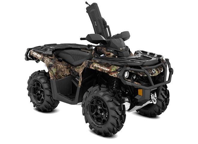 2018 Can-Am Outlander Mossy Oak Hunting Edition 1000R in Hollister, California