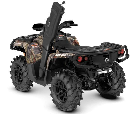2018 Can-Am Outlander Mossy Oak Hunting Edition 1000R in Albany, Oregon