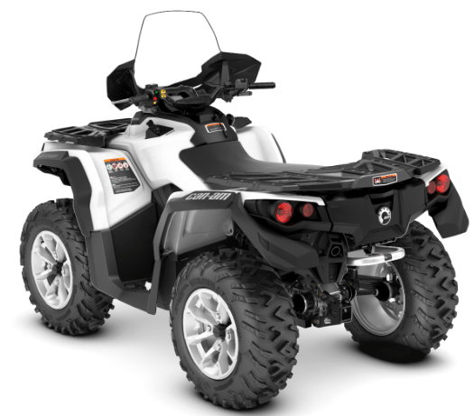 2018 Can-Am Outlander North Edition 650 in Presque Isle, Maine