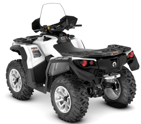 2018 Can-Am Outlander North Edition 650 in Island Park, Idaho