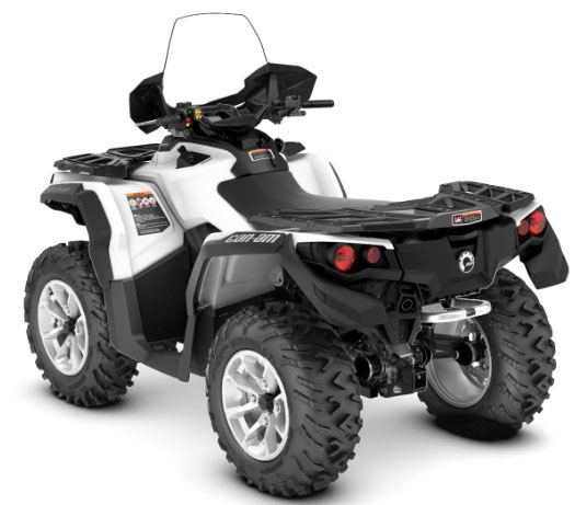 2018 Can-Am Outlander North Edition 850 in Afton, Oklahoma