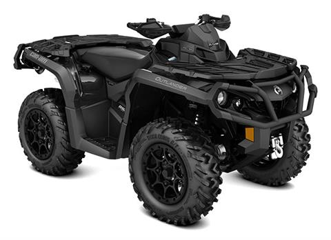 2018 Can-Am Outlander XT-P 850 in Barre, Massachusetts