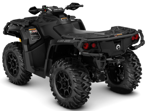 2018 Can-Am Outlander XT-P 850 in Grantville, Pennsylvania