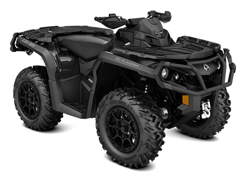 2018 Can-Am Outlander XT-P 850 in Goldsboro, North Carolina