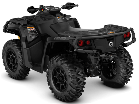 2018 Can-Am Outlander XT-P 850 in Colebrook, New Hampshire