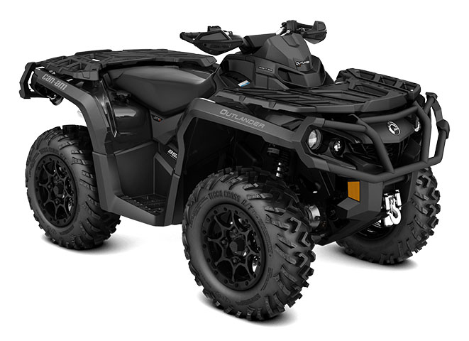 2018 Can-Am Outlander XT-P 850 in Island Park, Idaho
