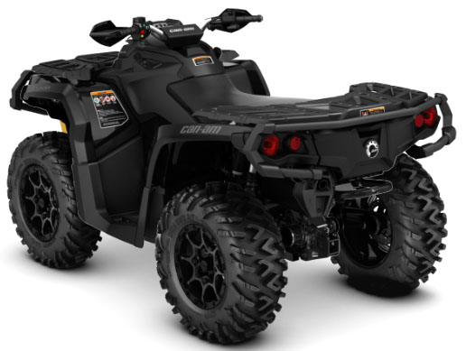 2018 Can-Am Outlander XT-P 850 in Albemarle, North Carolina