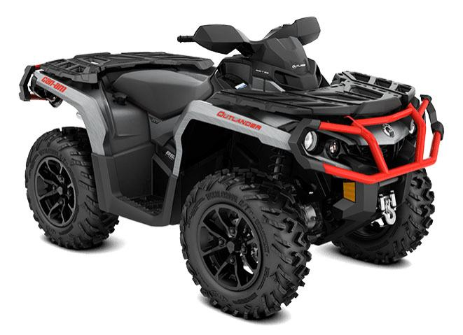 2018 Can-Am Outlander XT 1000R in Greenville, North Carolina