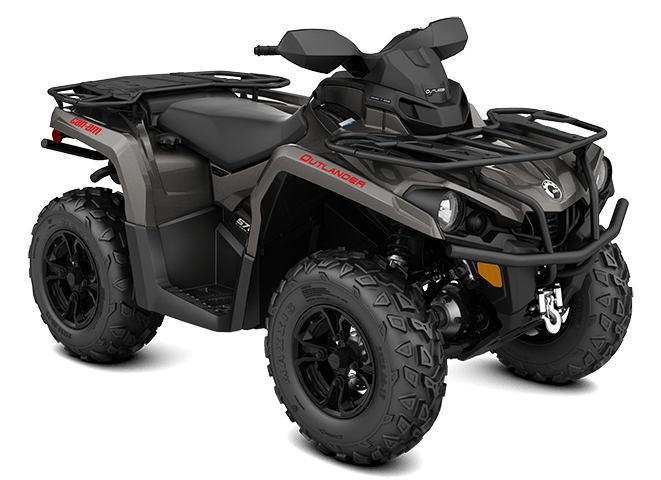 2018 Can-Am Outlander XT 570 in Wilmington, Illinois