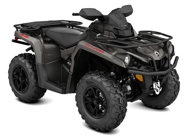 2018 Can-Am Outlander XT 570 in Concord, New Hampshire