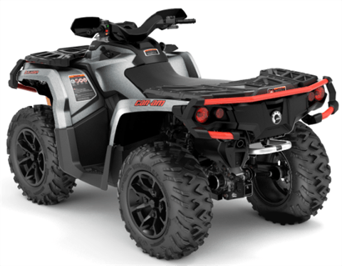 2018 Can-Am Outlander XT 650 in Mars, Pennsylvania
