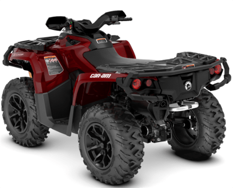 2018 Can-Am Outlander XT 650 in Concord, New Hampshire
