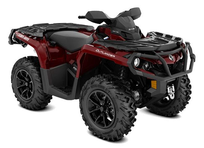 2018 Can-Am Outlander XT 650 in Afton, Oklahoma