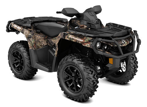 2018 Can-Am Outlander XT 650 in Barre, Massachusetts
