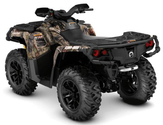 2018 Can-Am Outlander XT 650 in Waterbury, Connecticut