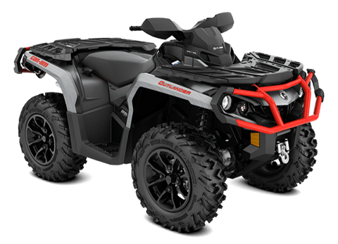 2018 Can-Am Outlander XT 850 in Goldsboro, North Carolina