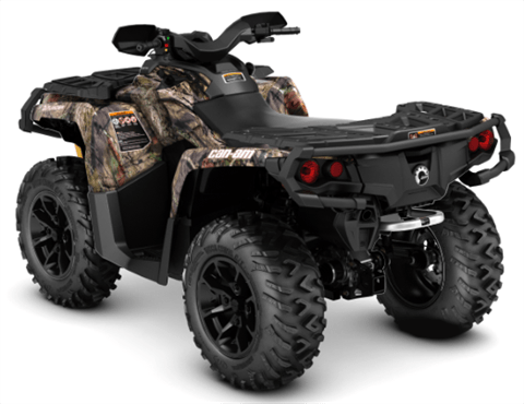 2018 Can-Am Outlander XT 850 in Concord, New Hampshire