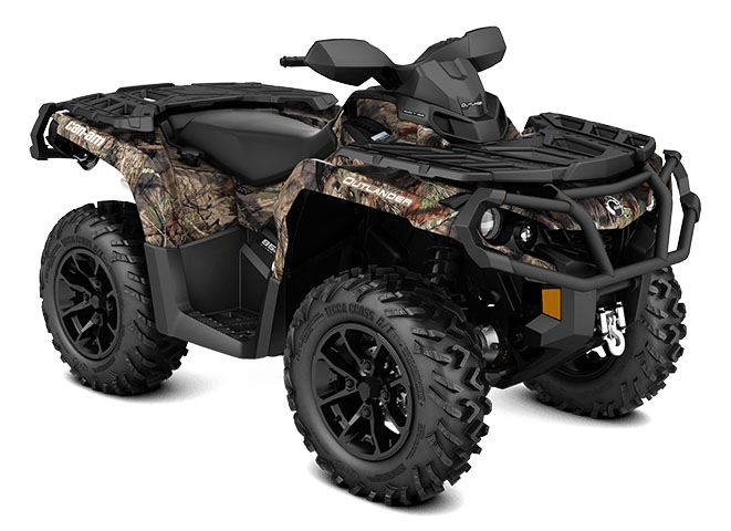 2018 Can-Am Outlander XT 850 in Afton, Oklahoma