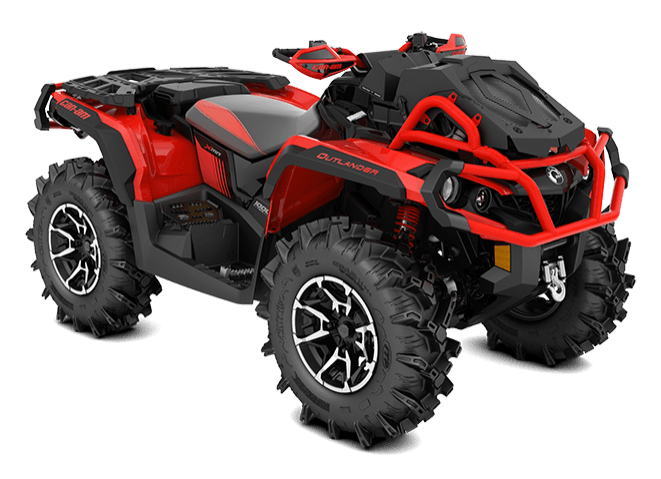 2018 Can-Am Outlander X mr 1000R in Leesville, Louisiana