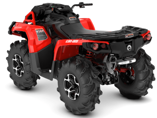 2018 Can-Am Outlander X mr 1000R in Inver Grove Heights, Minnesota