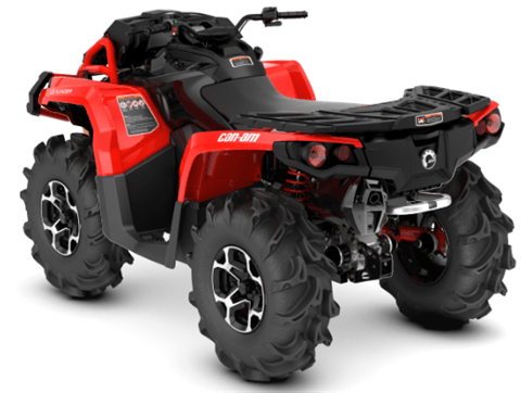 2018 Can-Am Outlander X mr 1000R in Tyrone, Pennsylvania