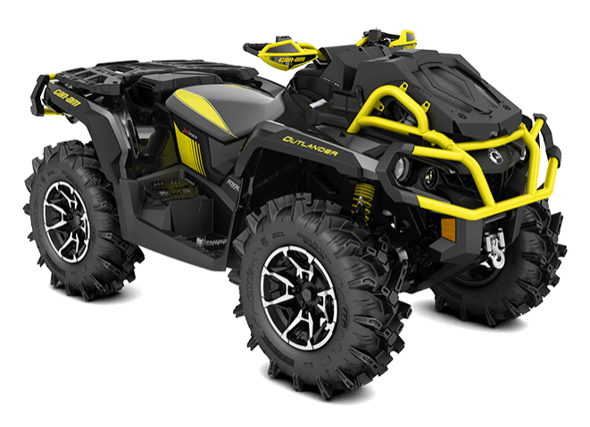 2018 Can-Am Outlander X mr 1000R in Atlantic, Iowa