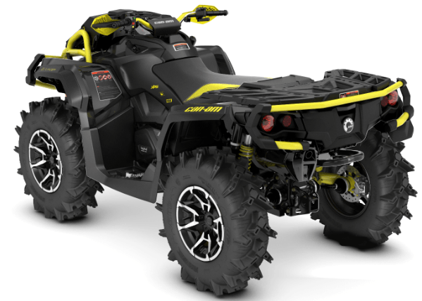 2018 Can-Am Outlander X mr 1000R in Concord, New Hampshire
