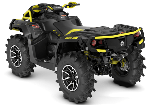 2018 Can-Am Outlander X mr 1000R in Goldsboro, North Carolina