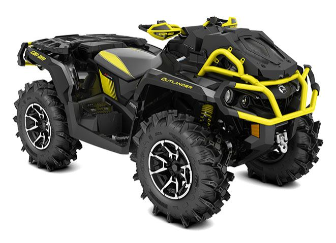 2018 Can-Am Outlander X mr 1000R in Port Angeles, Washington