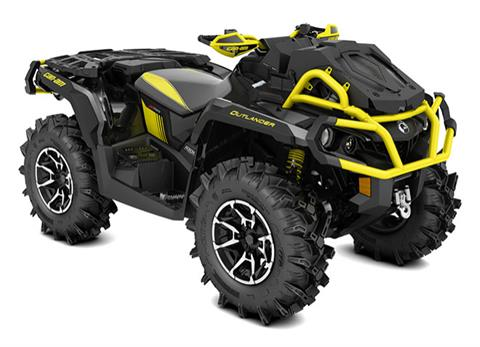 2018 Can-Am Outlander X mr 1000R in Mars, Pennsylvania