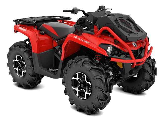 2018 Can-Am Outlander X mr 570 in Derby, Vermont