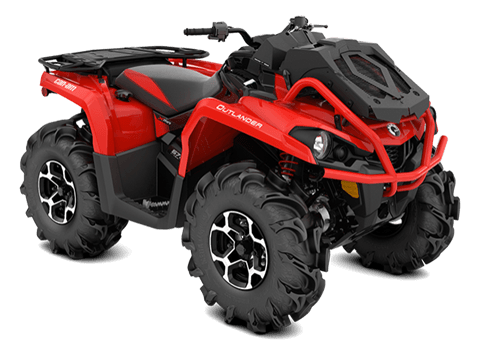 2018 Can-Am Outlander X mr 570 in Enfield, Connecticut