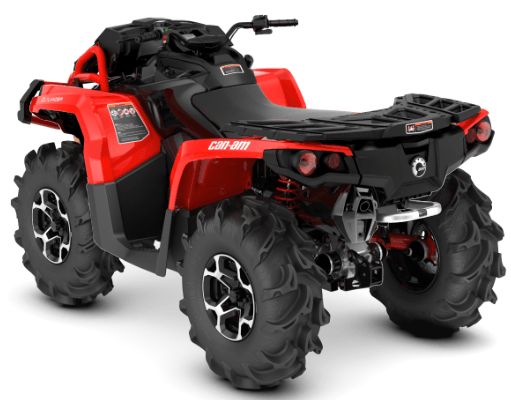 2018 Can-Am Outlander X mr 650 in Kenner, Louisiana