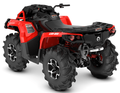 2018 Can-Am Outlander X mr 650 in Murrieta, California
