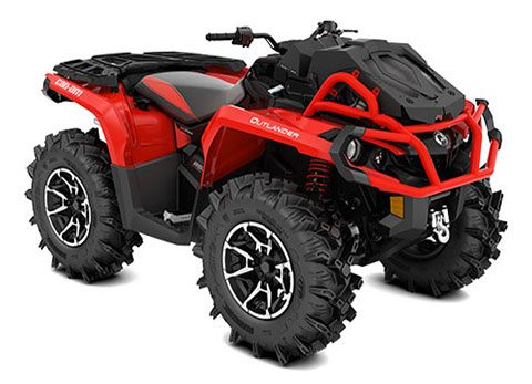 2018 Can-Am Outlander X mr 850 in Hollister, California