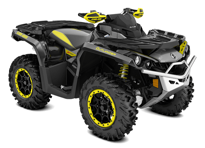 2018 Can-Am Outlander X XC 1000R in Colebrook, New Hampshire