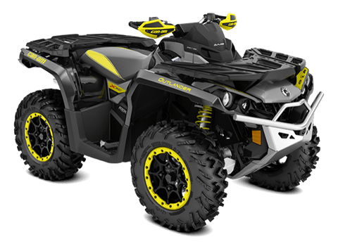 2018 Can-Am Outlander X XC in Franklin, Ohio