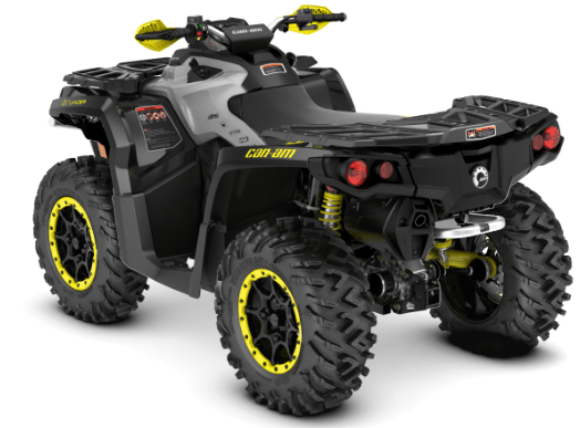 2018 Can-Am Outlander X XC in Victorville, California