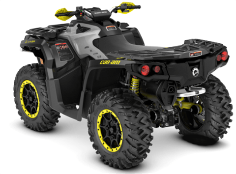 2018 Can-Am Outlander X XC in Huron, Ohio
