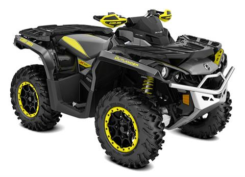 2018 Can-Am Outlander X XC 1000R in Barre, Massachusetts