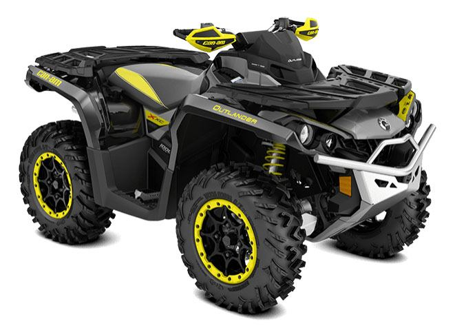 2018 Can-Am Outlander X XC 1000R in Derby, Vermont