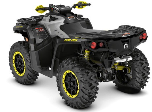 2018 Can-Am Outlander X XC 1000R in Enfield, Connecticut