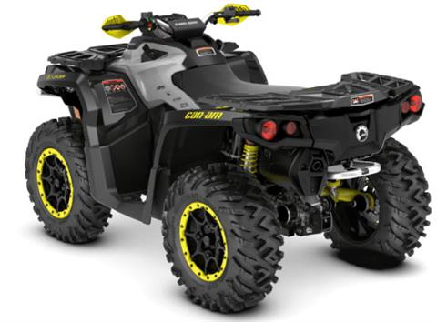2018 Can-Am Outlander X XC 1000R in Paso Robles, California