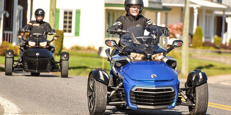 2018 Can-Am Spyder F3-S SE6 in Wilmington, Illinois