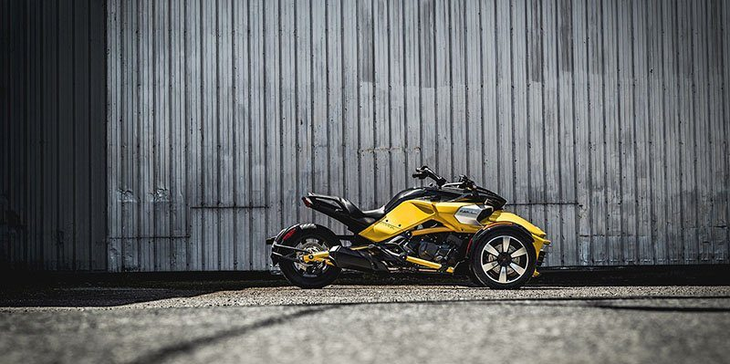 2018 Can-Am Spyder F3-S SE6 in Middletown, New Jersey - Photo 4