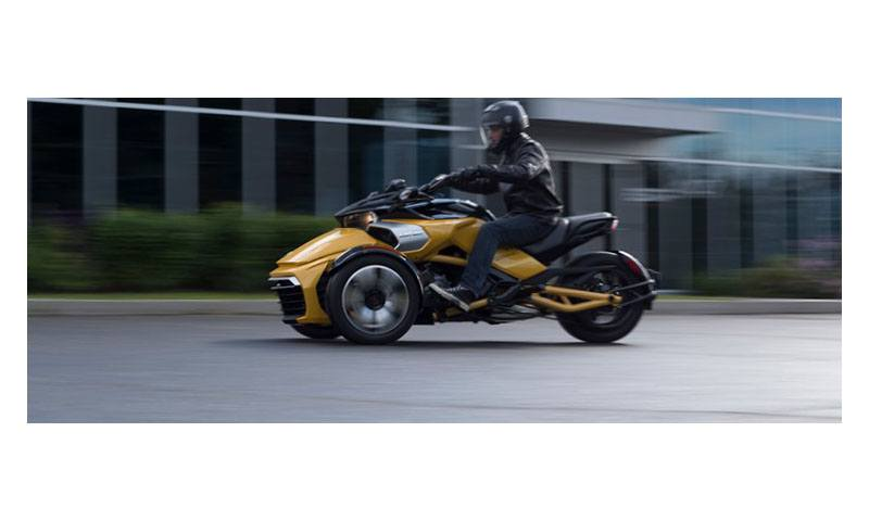 2018 Can-Am Spyder F3-S SE6 in Las Vegas, Nevada