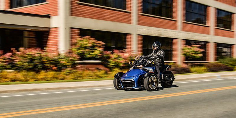 2018 Can-Am Spyder F3-S SE6 in Jones, Oklahoma