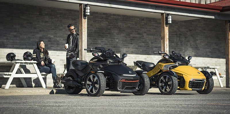 2018 Can-Am Spyder F3-S SE6 in Port Angeles, Washington