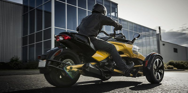 2018 Can-Am Spyder F3-S SE6 in Oakdale, New York