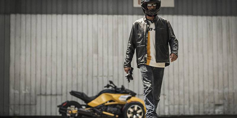 2018 Can-Am Spyder F3-S SE6 in Corona, California